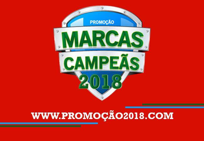 Promoção Marcas Campeãs 2018