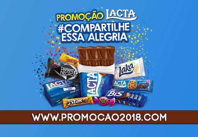 Promoção Lacta 2018