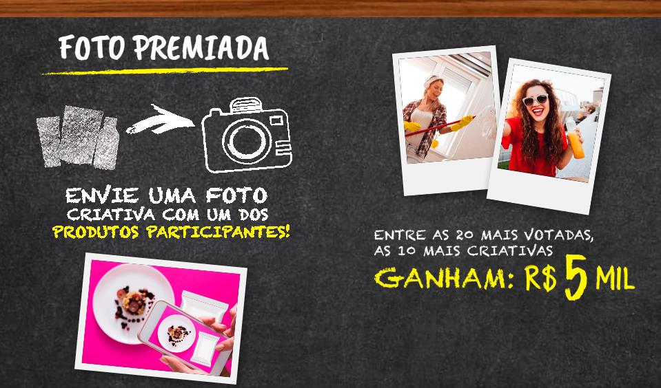 Foto premiada promoção Marcas Campeãs 2020