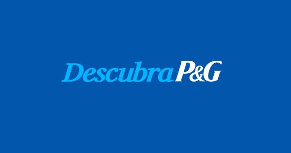 Promoção Descubra P&G 2020
