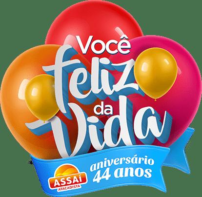 Promoção Aniversário Assaí 2020