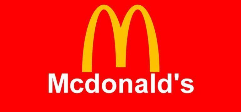 promoções Mc Donalds 2020
