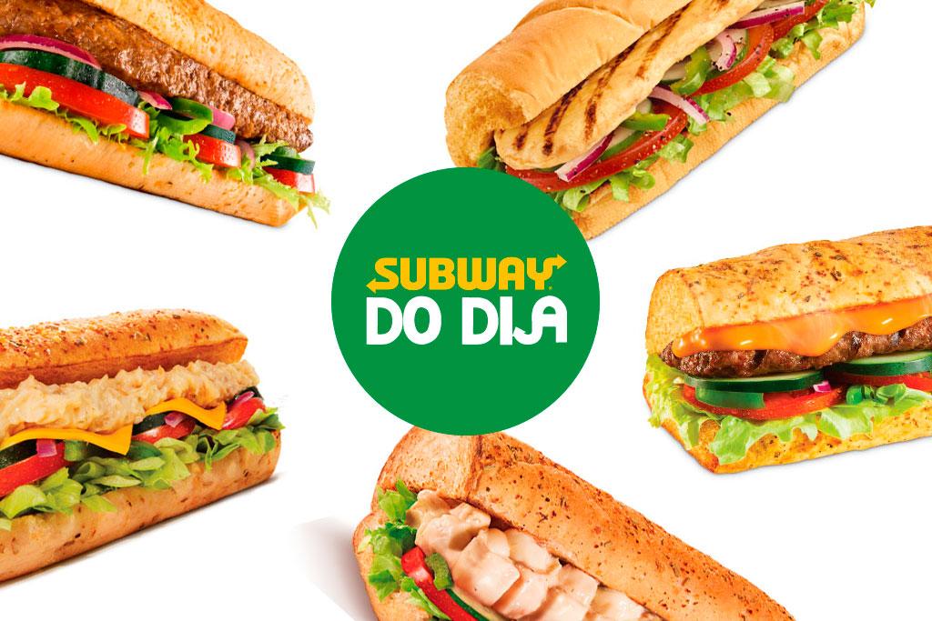 Promoção Subway Barato do dia