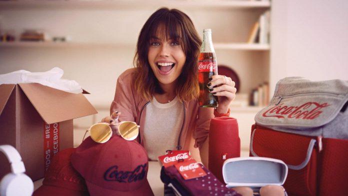 Cocacola recebidos